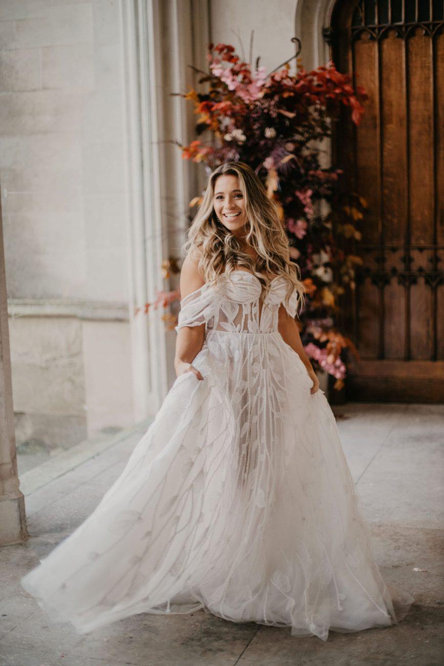 Essex wedding dress shop